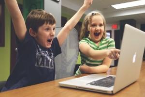 Computersucht bei Kindern